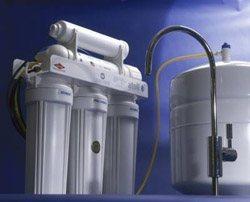 Установка фильтра очистки воды в Копейске
