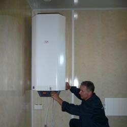 Установка водонагревателя в Копейске. Монтаж и замена бойлера г.Копейск.